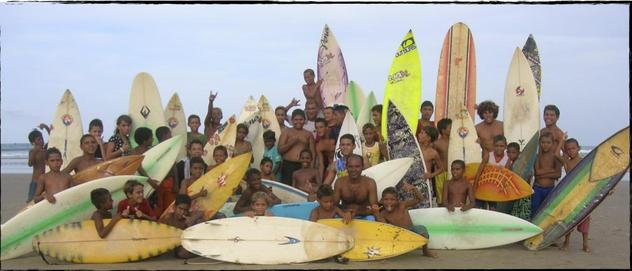 Surf and Hope, already one year !