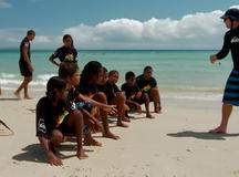 Indigenous Surf Day - Palm Island Kids hit the surf
