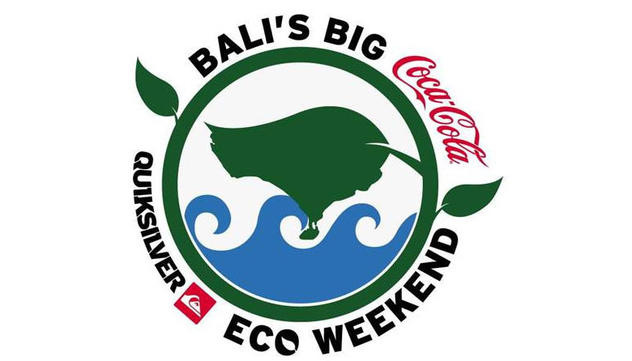 Quiksilver & Coca Cola Bali Big Eco Weekend
