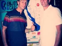 Guy Forget posing with rugby  french team polo_Will Bailey-p1